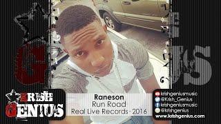 Rane Son - Run Road (Raw) Summer House Riddim - August 2016