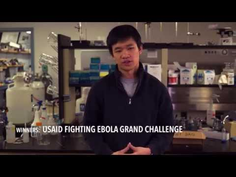 Jason Kang: Ebola Design Challenge. Highlight Bleach Project