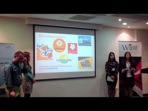 November 2015 Final Presentations - Tourism (Team Kaufer)