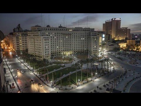 شاهد: القاهرة بأي حال عدت يا عيد.. شوارع وكورنيش وحدائق خالية فرضها فيروس كورونا…  - 17:59-2020 / 5 / 24