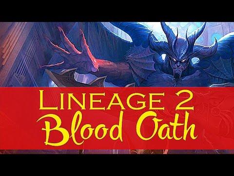 Lineage 2: Blood Oath Mobile - Обзор игры на андроид