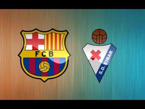 Eibar vs Barcelona 0-2 All goals & Highlights