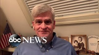 Sen. Bill Cassidy on bipartisan stimulus compromise: 'The president will sign it'