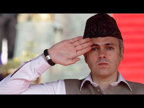 On eve of Independence Day, Omar Abdullah openly opposes Article 35A