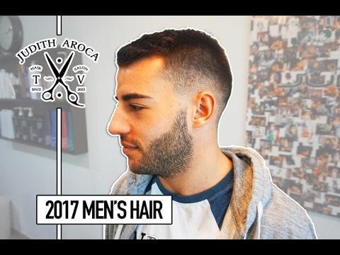 Corte de pelo del kun aguero 2017