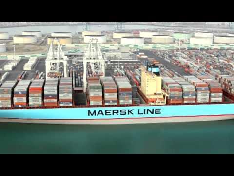 The Environmental Awareness Award 2010 winner's film -  A. P. Moller - Maersk Group