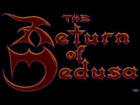 Rings of Medusa 2 - Return of Medusa gameplay (PC Game, 1991) thumbnail