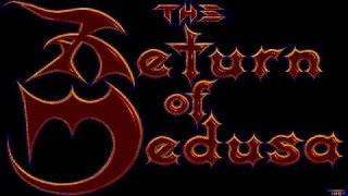 Rings of Medusa 2 - Return of Medusa gameplay (PC Game, 1991)