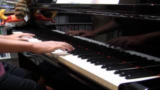 楽譜は、ヤマハの「月刊ピアノ2015年9月号」のものを 使いました。大学...