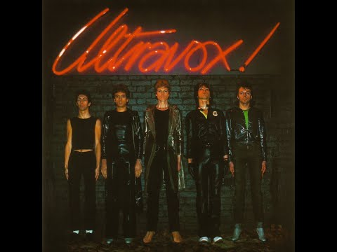 Ultravox - Wide Boys