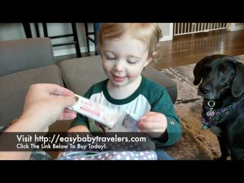 Easy Baby Travelers Feed Me