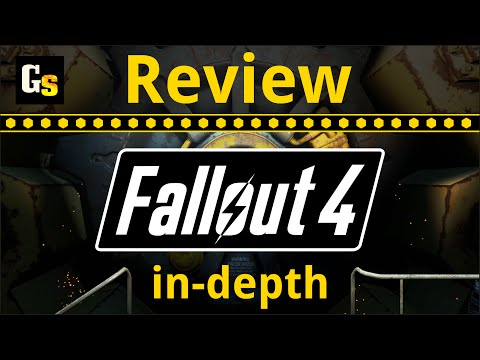 Fallout 4 - Detailed Review | A Wasteland In The Rough