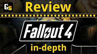 Fallout 4 - Detailed Review A Wasteland In The Rough