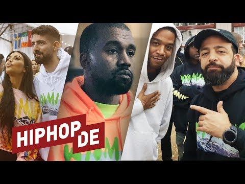 Kanye Wests exklusive Party: Rooz & Aria über Wyoming, Kim Kardashian, Pusha T uvm. #waslos