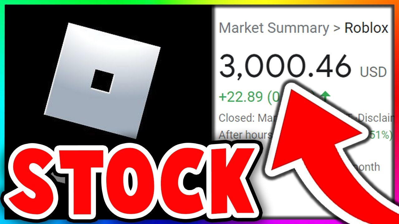 Should You Buy ROBLOX STOCK? (EASY PROFIT) YouTube