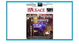 """""""Strasbourg frappé au cœur"""""""