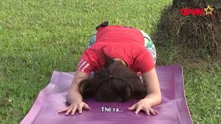 Bài tập Yoga chống suy nhược cho nam giới _Nguyễn Hiếu Yoga [Truyền hình quân đội]