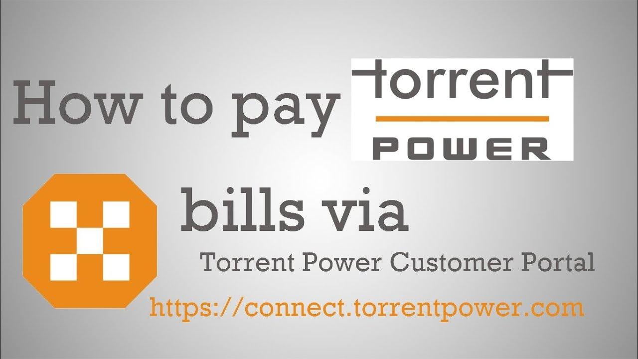 torrent online bill payment
