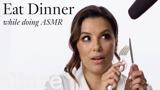 Eva Longoria Tries 9 Things She's Never Done Before | Allure