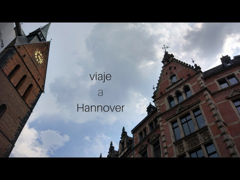 TRAVEL VLOG : Hannover, Germany  2017