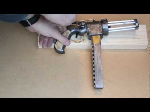 How to build a steamtech machine pistol