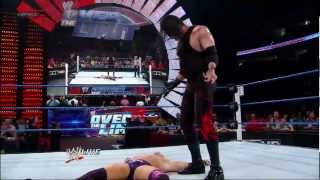 Watch the WWE Over The Limit 2012 Pre-Show