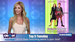 Best Body-Switching Movies: Top 5 Tuesday