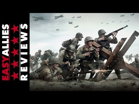 Call of Duty: WWII - Easy Allies Review