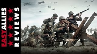 Call of Duty: WWII - Easy Allies Review (Video Game Video Review)