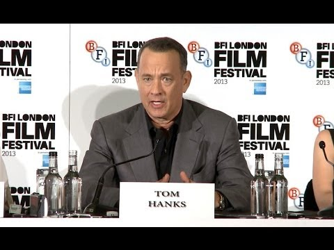 Tom Hanks Interview - Playing Walt Disney - Saving Mr Banks Premiere
