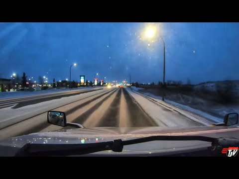 My Trucking Life - WINTER IS HERE TO STAY - #1563