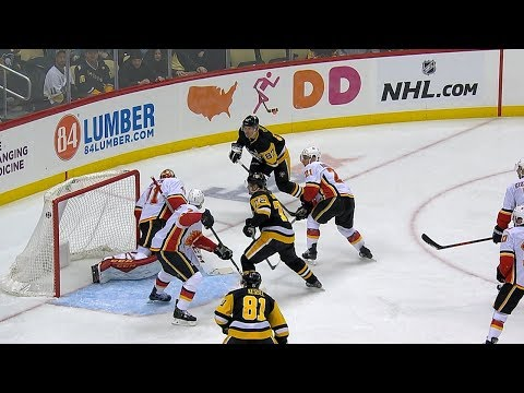 Sidney Crosby roofs stunning PPG from impossible angle