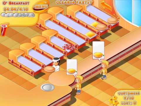 Stand O`Food (big Fish Game) + Crack