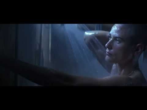 G I Jane - Master chief and Jane shower scene conversation 720p HD