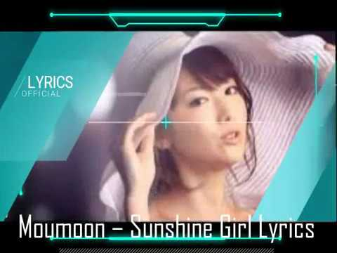 Moumoon – Sunshine Girl Lyrics