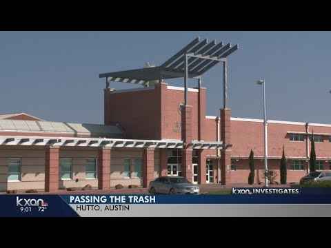 Hutto ISD fires contract employee over claim he had relationship with student