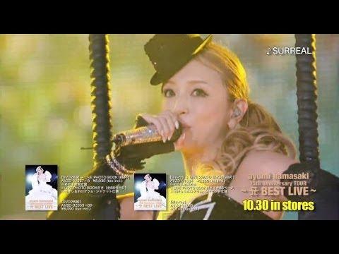 Ayumi hamasaki 15th Anniversary TOUR 〜A BEST LIVE〜