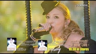 http://avexnet.or.jp/ayu/ 2013.10.30 in stores!! NEW LIVE DVD&Blu-r...