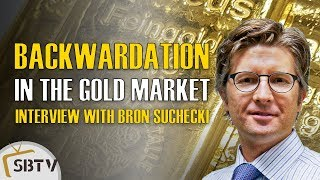 Bron Suchecki - What GOFO and Backwardation Says About the Gold Market