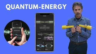 Make your phone emit healing vibrations | Limbicarc Bio Energy Testing
