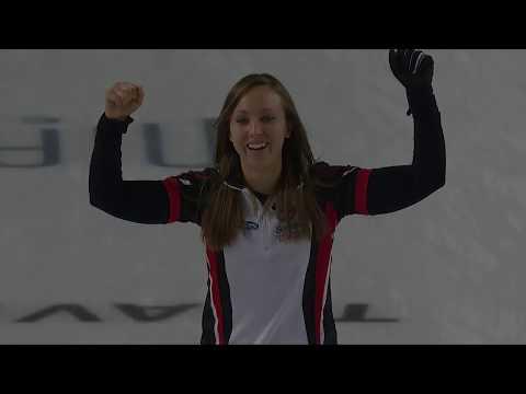 2017 Scotties Tournament of Hearts Final - Rachel Homan - Runback for the win