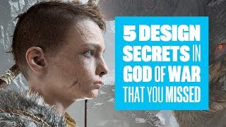 5 Design Secrets in God of War That You Missed