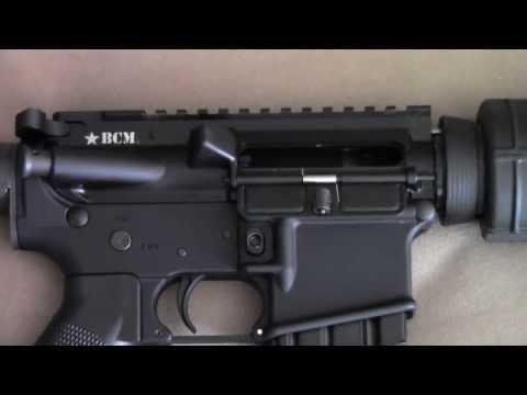 Bravo Company (BCM) M4 Build