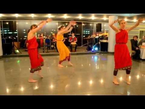 Бей-В-Джембей и африканские танцы Alma corazon y vida