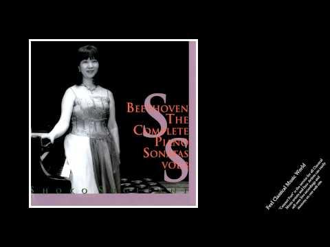 Shoko Sugitani: Beethoven Piano Sonatas Vol.3