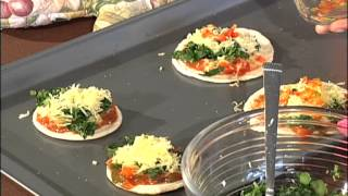 Calaloo Cheese Pizza - Grace Foods Creative Cooking