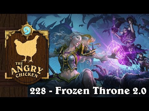 """#228 - The Angry Chicken: """"Frozen Throne 2.0"""""""