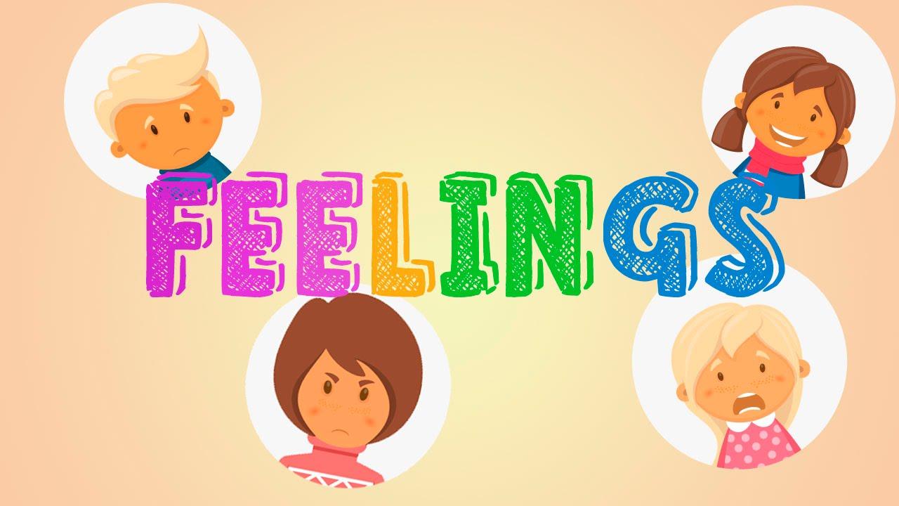 Sentimientos positivos en ingles