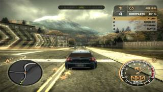 Need For Speed: Most Wanted (2005) - Race #5 - Highway 99 & State (Sprint)
