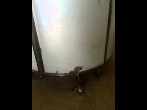 Бочки из пищевой нержавеющей стали AISI 304  ,Емкость для брожения вина (Vase din inox )